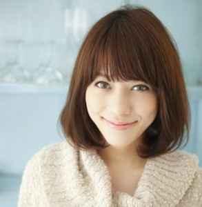 日式波波头短发图片 给你不一样的美