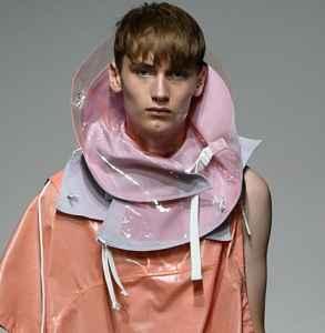 STAFFONLY2019年春夏伦敦男装周 巧思与戏剧化元素