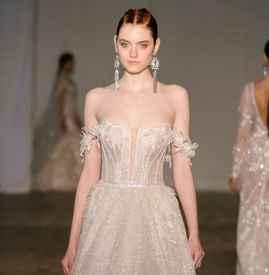 Berta 2019春季婚纱系列 华丽性感集合