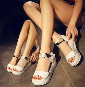 2018流行的鞋子女 扫除俗气印象重获时髦新生