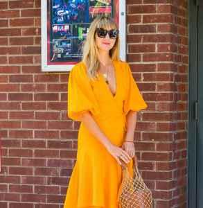 黄裙子配什么颜色的鞋  给你的黄裙子找一双美鞋