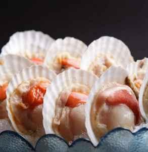 扇贝可以生吃吗 海鲜煮熟煮透吃了才安全
