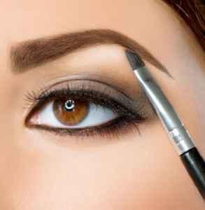 适合新手化妆的画眉教程