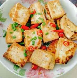 豆腐怎么煎不会碎