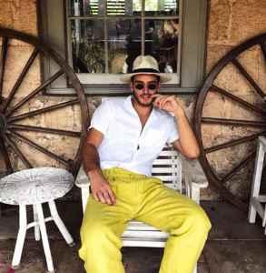 巴拿马帽子搭配 这个夏季的绅士时髦印象