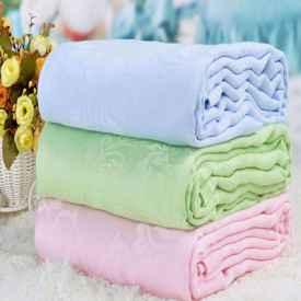 毛巾被怎么洗