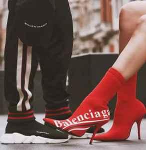 巴黎世家网红 Balenciaga最近的网红单品真的有点多