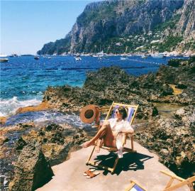 贝壳美甲教程步骤 假期去海边玩做这款美成仙