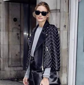 女生机车皮衣怎么搭配 这四种搭配让你成为时尚达人