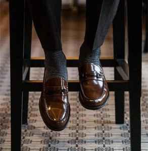 皮鞋怎么保养收藏 照顾好你的鞋子他们也会回报你