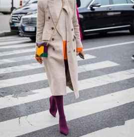 矮个子女生怎么穿风衣好看 今年秋冬小个子就要穿长外套
