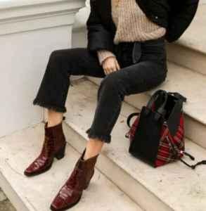 秋冬靴子怎么穿好看
