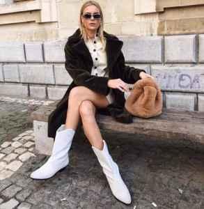 女生靴子怎么搭配好看 靴子穿得对时髦度翻倍