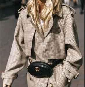 女生如何选风衣 因为一件风衣爱上了这个秋天