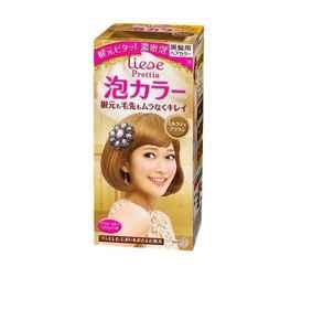 花王染发泡沫使用方法 来自日本的染发牌子