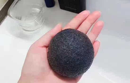 纪梵希魔芋球怎么用 天然洁面球