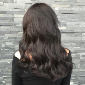 棕灰色头发图片 今年秋冬这个发色最适合你