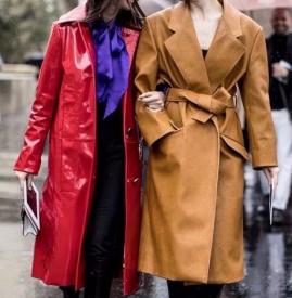 冬天女生皮衣怎么搭配好看 这个冬天真的需要皮一下