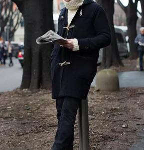冬天男生怎么穿衣搭配 冬天怎么能不穿得像个球