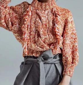 冬天穿什么毛衣好看 几款冬季必备的流行毛衣款式
