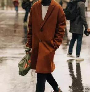 男士高领毛衣怎么搭配外套 冬季里的撩妹最佳搭配