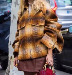 冬天女生穿什么衣服好看 最贵气的冬天当然需要皮草与毛呢