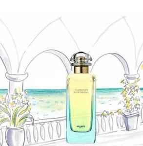 爱马仕地中海花园香水味道 爱马仕花园系列