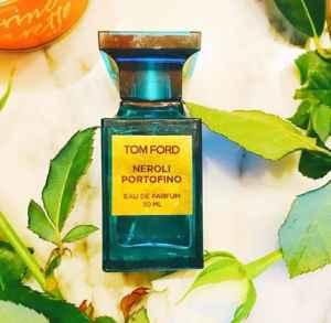 TF橙花油香水的味道 爱上香水瓶