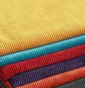 灯芯绒布料的优缺点有哪些 让你更了解大热的灯芯绒