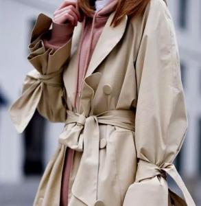 """怎样才能玩出""""潮""""穿出""""酷"""",大衣+卫衣就是你要的样子"""