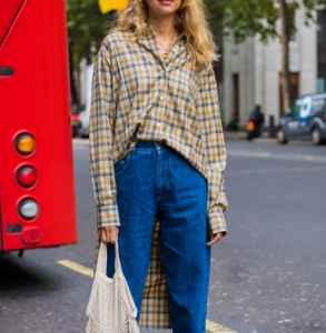 长款衬衣怎么搭配 宽松也能缔造时尚魅力