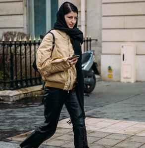 飛行夾克是不是要短一點 長高變瘦的秘密都在這