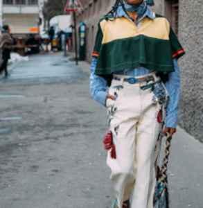 印花衬衫搭配什么外套 混搭优雅都是女人味的诠释
