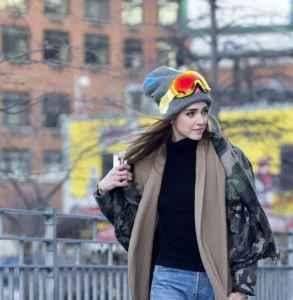 针织帽怎么戴 想要的可不仅仅是保暖