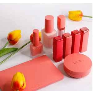 vdlpantone联名系列彩妆有哪些 2019珊瑚色联名系列