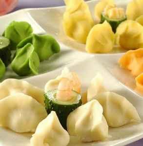 春節為什么要吃餃子 新年傳統食物
