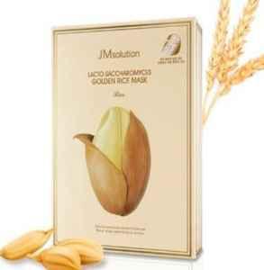 jm大米面膜功效 补水滋润让肌肤更健康