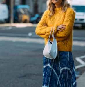 短毛衣怎么搭配 温暖又靓丽的时髦冬季