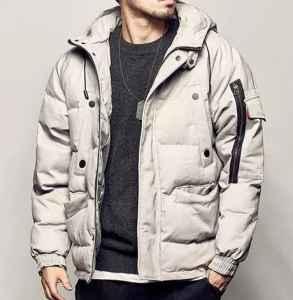 男生面包服搭配 冬季不仅仅是夹克