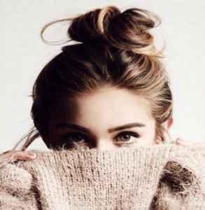 发际线高女生适合发型 用发型呈现出最美的自己