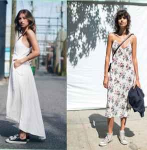 女生匡威鞋怎么搭配 匡威和萬斯在夏季一定要配這一件單品!