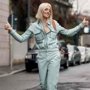 男女都适合的薄荷绿,想要穿出高级感你还得注意这些