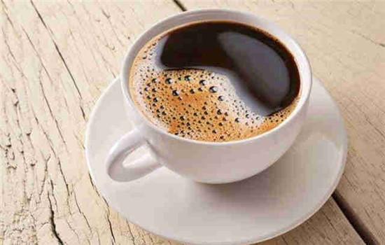 黑咖啡的功效与作用 运动前多久喝黑咖啡