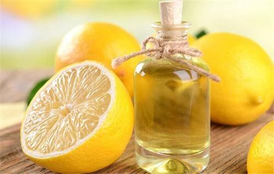 新鲜柠檬美容方法