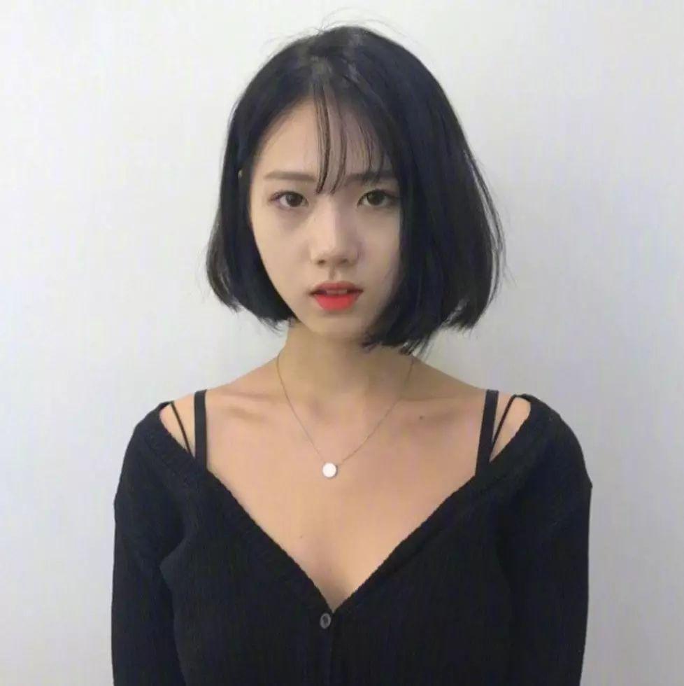 2018短发最新长发型女