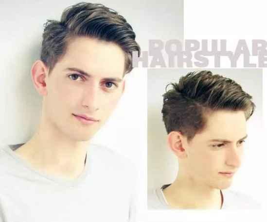 2018流行的男生短发发型 这些发型让你一秒变潮男