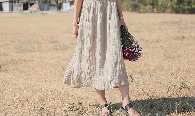 夏季穿什么裙子配什么鞋子