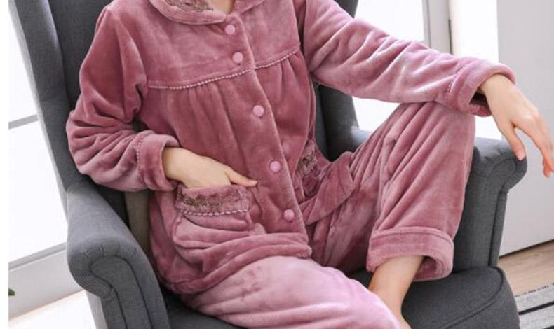 冬季睡衣什么面料好