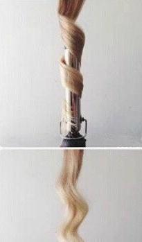 卷发棒怎么使用 教你如何用卷发棒卷出不