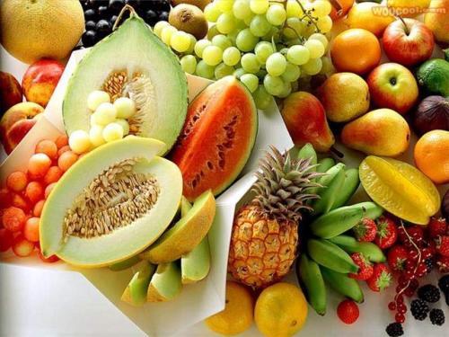 夏天吃什么水果图片